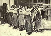 1857 origen del Día Internacional de la Mujer