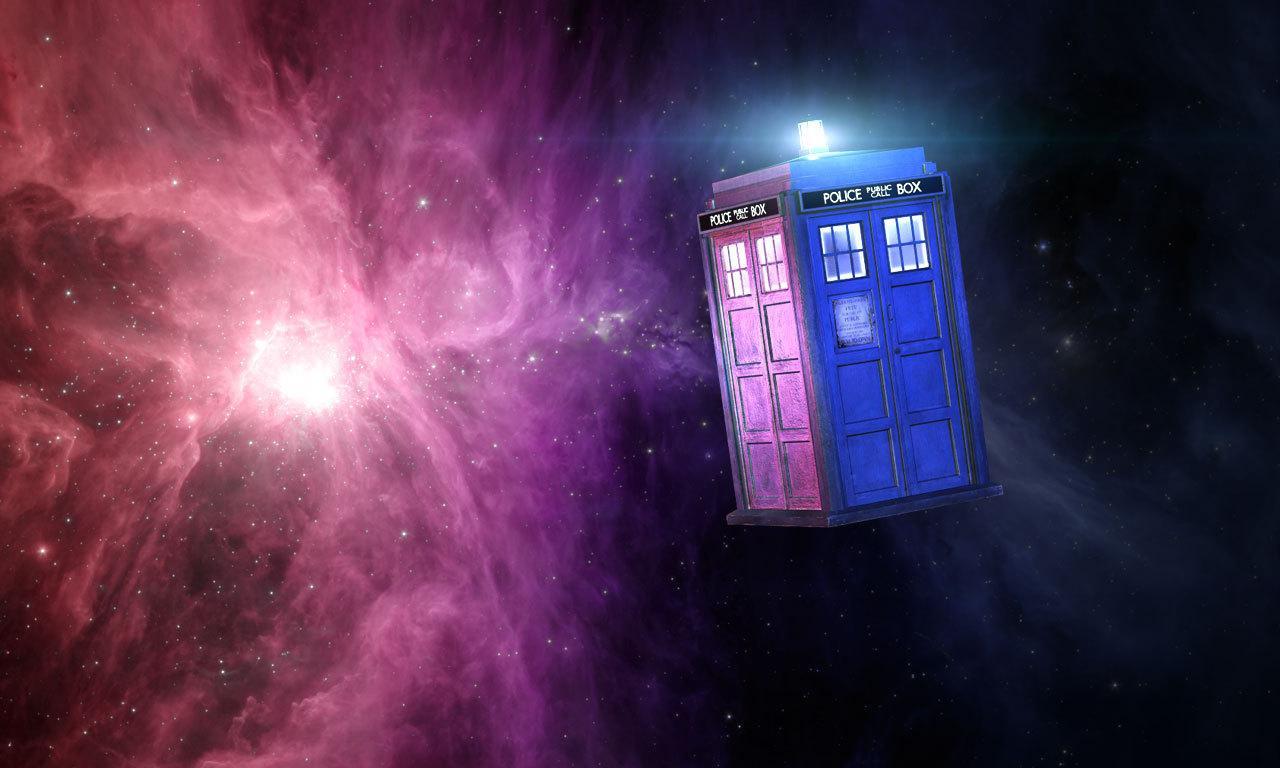 """54 años desde la existencia de Dr. Who, el """"Señor del Tiempo"""""""