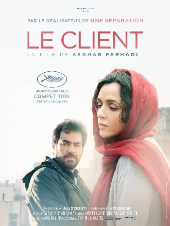 """Crítica de """"El Cliente (The Salesman)"""", de Asghar Farhadi"""