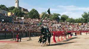 El Festival Medieval de Hita