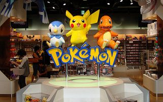 Pokemon. Imagen by alisdair