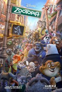 Película Disney Zootropolis