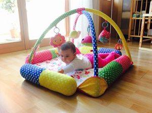 comprar manta de actividades para bebés
