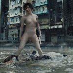 """Crítica de """"Ghost in the Shell, el alma de la máquina"""", con Scarlett Johansson"""