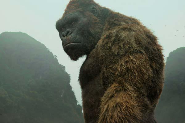 """Crítica de """"Kong: La isla calavera"""", con Tom Hiddleston y Brie Larson"""