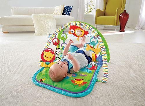 La manta de actividades para bebés: qué es, para qué sirve y sus beneficios