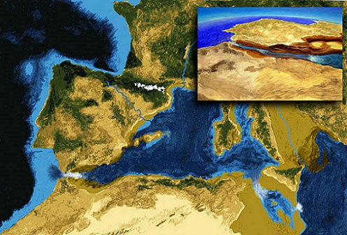 Apertura del estrecho de Gibraltar