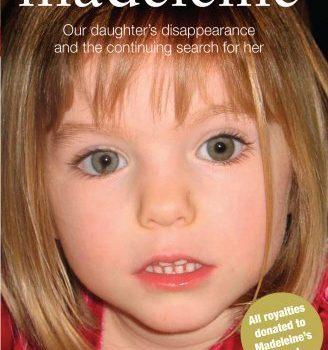 MaddieMcCann. libro de su madre