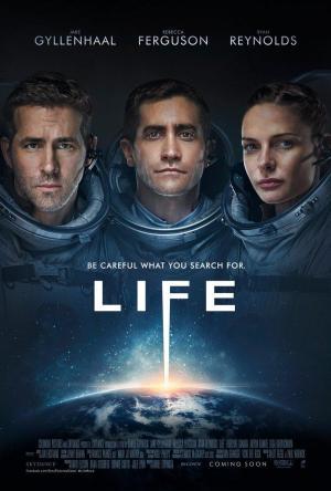 """Crítica de """"Life"""", de Daniel Espinosa: Pánico en mitad del espacio"""