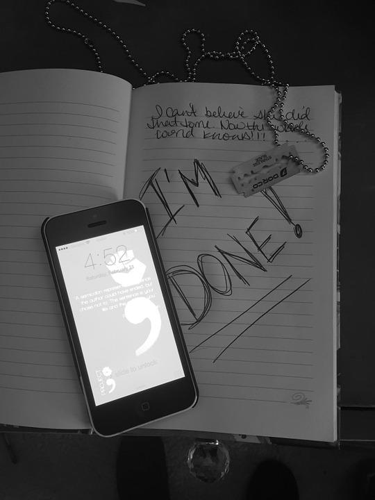 Suicidio;  realidad adolescente en Thirteen reasons why