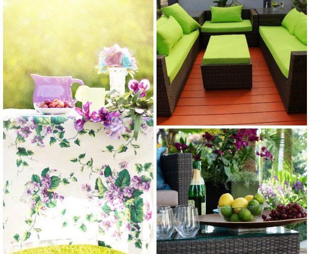 Ventajas de elegir muebles de jardín de ratán ¡Sácale partido a tu ...