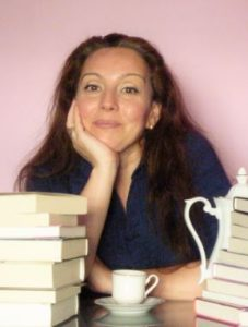 Mónica Gutiérrez, novelista feel-good