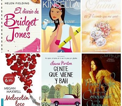 humor novela romántica