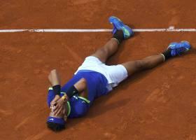Rafa Nadal arrasa en París, y se lleva su décimo Roland Garros