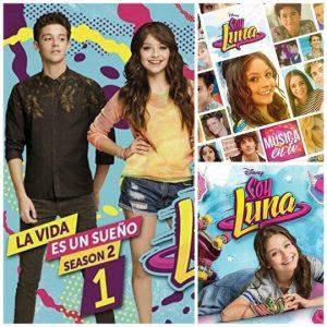 canciones del disco Soy Luna 2
