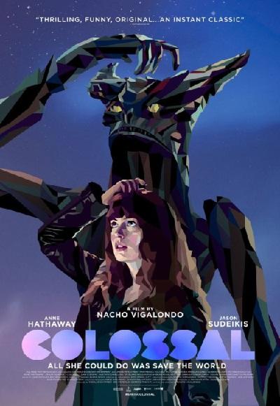 """Crítica de """"Ella es un Monstruo (Colossal)"""", con Anne Hathaway"""