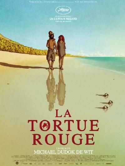 """Crítica de """"La Tortuga Roja"""", coproducción de Studio Ghibli y Francia"""