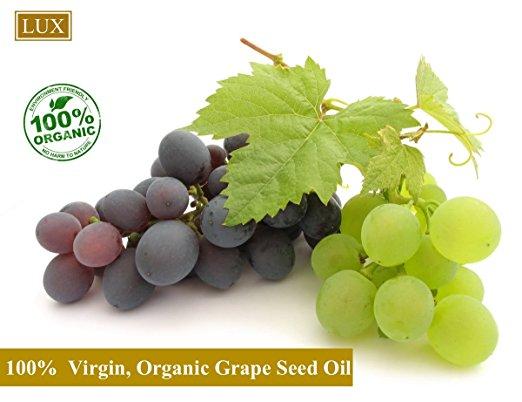 Aceite de semillas de uva: propiedades y usos en cosmética natural