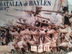 Recreación de batalla Bailén