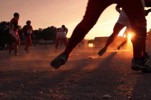 El deporte fomenta en los hombres ls competitividad