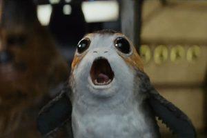 Porgs, muñecos de Star Wars, los últimos jedi