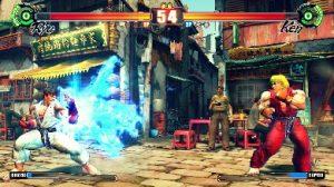 Ryu Ken juego 4