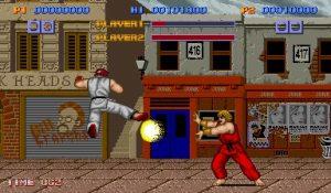 Ryu Ken primer juego