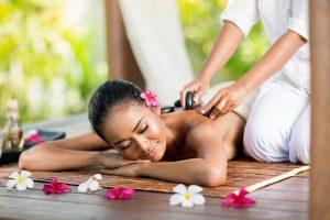Técnica para masajes relajantes