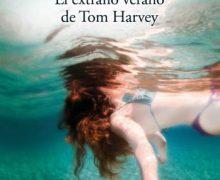 """Nuevo thriller de Mikel Santiago, """"El extraño verano de Tom Harvey"""""""