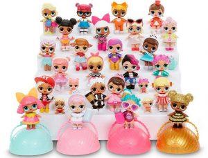 coleccion muñecas LOL Surprise
