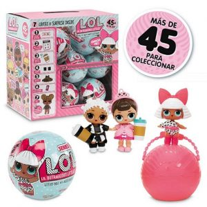 como son las muñecas LOL Surprise originales