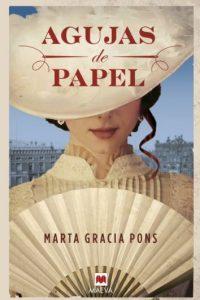 Agujas de papel, de Editorial Maeva