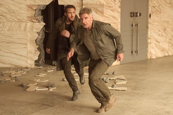 """Crítica sin spoilers de """"Blade Runner 2049"""", de Denis Villeneuve, con Ryan Gosling y Harrison Ford"""