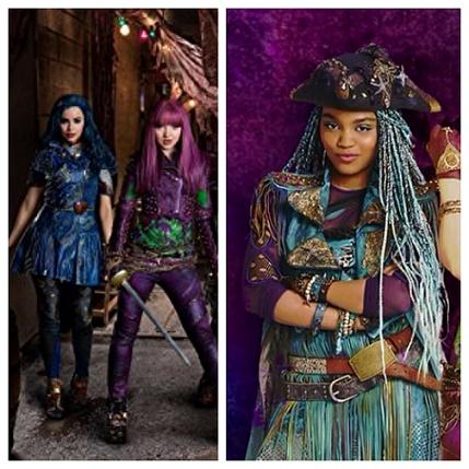 Disfraces de Los Descendientes 2 ¿Cómo es el disfraz de Uma?