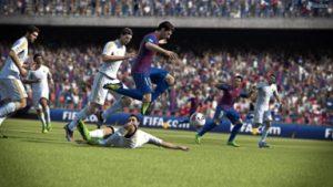Captura de FIFA 2018