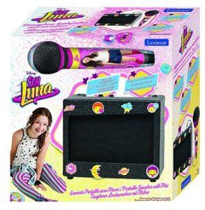 karaoke portátil soy luna regalo