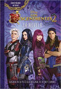 los personajes de los libros de Los Descendientes 2