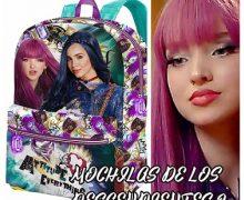 precios de las mochilas de Los Descendientes 2