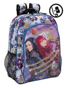 mochilas de Los Descendientes 2 adaptables