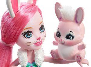 Muñeca Enchantimals Bree Bunny