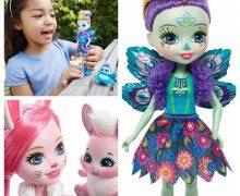 Nuevas muñecas Enchantimals