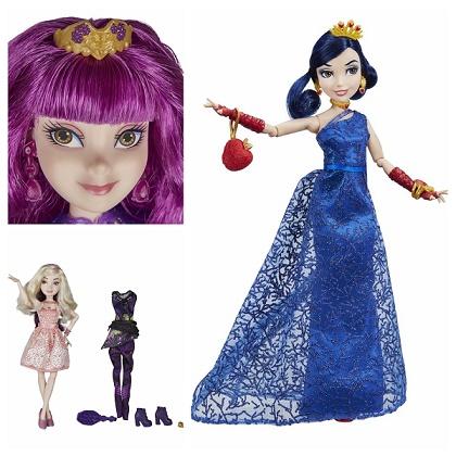 Nuevas muñecas de Los Descendientes 2 para Navidades