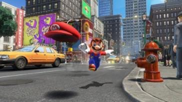 Super Mario Odyssey: una nueva aventura para esta Navidad