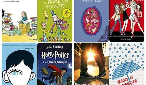 los mejores libros para ninas 12 anos