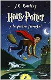 Libros recomendados: Harry Potter