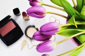 Composición maquillaje