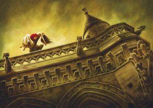 Notre Dame de Paris ilustrado por Lacombe