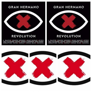 canciones Gran Hermano Revolution