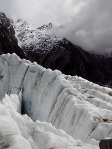 Brecha glaciar