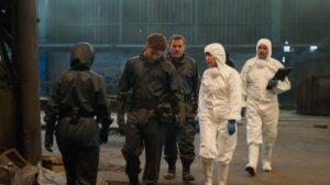 La investigación de un crimen tras un accidente nuclear